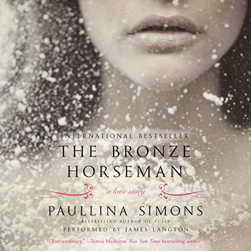 The Bronze Horseman audiobook cover art