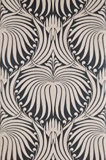 Farrow & Ball - BP2017 - Lotus Wallpaper - Neutral