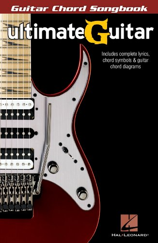 Ultimate-Guitar - Guitar Chord Songbook (English Edition)
