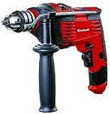 Einhell TC-ID 1000 E Taladro Percutor (1010 W, capacidad de perforación Ø madera 32 mm, concreto 16 mm, metal 13 mm, tope de profundidad de metal)