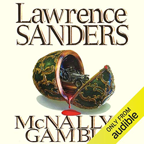 McNally's Gamble Audiobook By Lawrence Sanders cover art