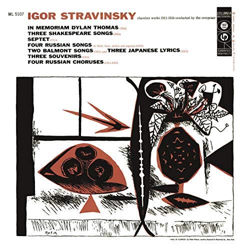 Four Russian Peasant Songs for Female Choir