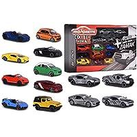 Majorette- Súperpack 9+ 4 Coches de Metal 2054020 Pack vehículos de Juguete, Multicolor, Norme (2054020) , color/modelo surtido