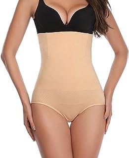 Quickty Women's Grip Wire No Rolling Down Tummy Tucker Shapewear (Fits 30-38 Waist Size)