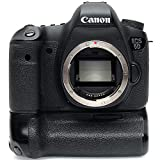 Canon EOS 6D 20.2 MP DSLR Camera Body (Renewed)