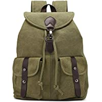 AtailorBird 23L Vintage Canvas Backpack