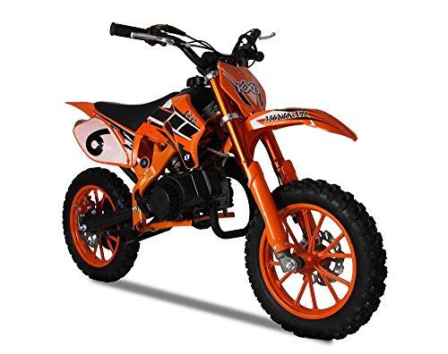 Dirt Cross Pocket Midi Mini Kinder Enduro Bike Motor Cross NEU OVP 708A KXD 2020 (Schwarz)