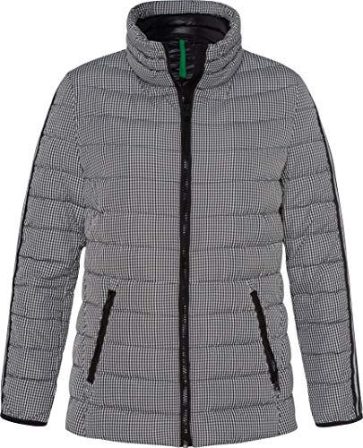 BRAX Damen Style Luzern Jacke, Black/White, 38