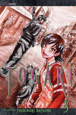 [Togari, Volume 3] (By: Yoshinori Natsume) [published: November, 2007]