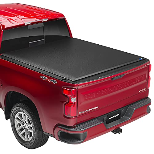 Lund Genesis Roll Up Soft Roll Up Truck Bed Tonneau Cover