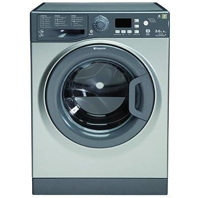 Hotpoint WDPG8640G 8Kg Washer 6Kg Dryer in Graphite
