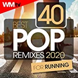 40 Best Pop Remixes 2020 For Running (Unmixed Compilation for Fitness & Workout 128 Bpm)...