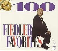 100 Fiedler Favorites by Arthur Fiedler (1994-10-11)