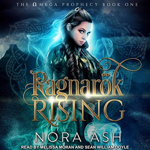 Ragnarok Rising audiobook cover art