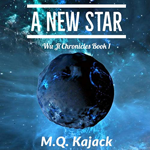Myriad Stars: A New Star audiobook cover art
