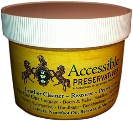Accessible Preservatives leather formula Super sale period limited formerly form Bargain Fredelka