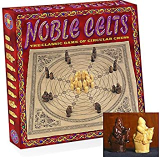 Noble Celts: The Classic Game of Circular Chess