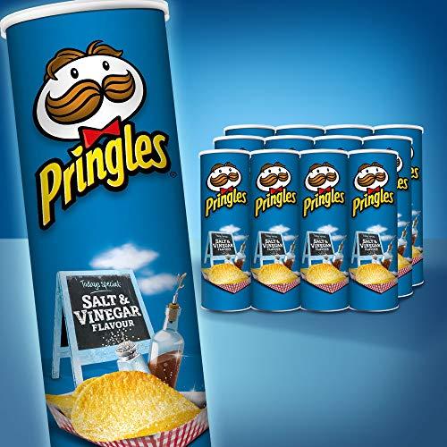 Pringles Salz und Essig 134g