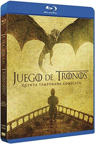 Juego De Tronos Temporada 5 Blu-Ray [Blu-ray]