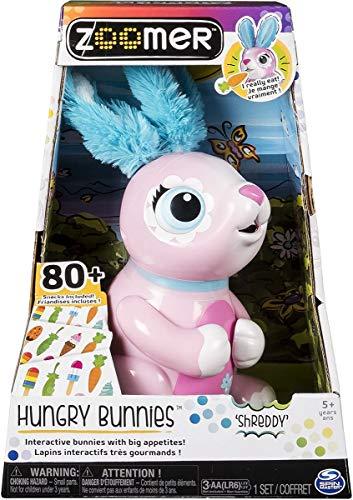 Zoomer - Hungry Bunny Interaktives Kaninchen - 1 Stück