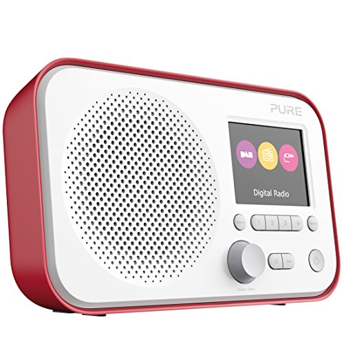 Pure Elan BT3 - Radio Digital (Dab/Dab+ ed FM, Bluetooth, Pantalla Color de 2.8
