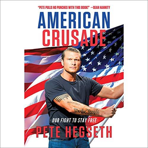 American Crusade audiobook cover art