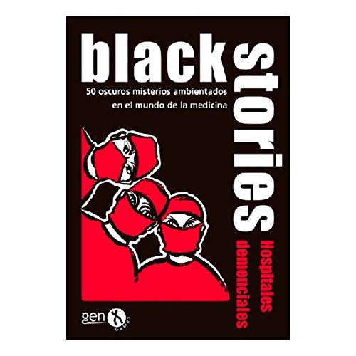 Black Stories - Hospitales Demenciales, ...