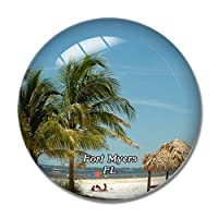 フロリダ州フォートマイヤーズビーチ米国冷蔵庫マグネットホワイトボードマグネットオフィスキッチンデコレーション