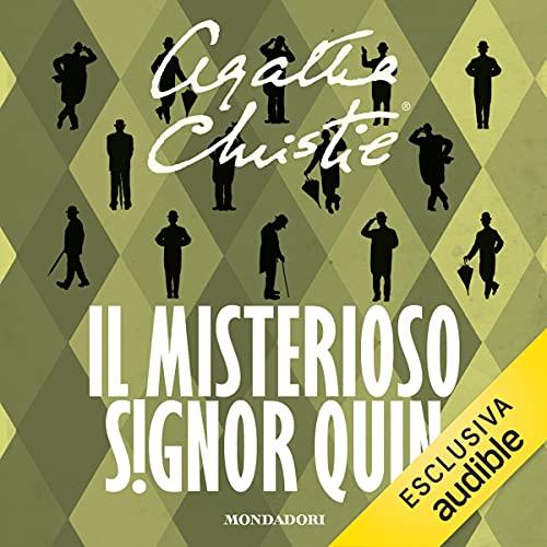 Il misterioso signor Quin copertina