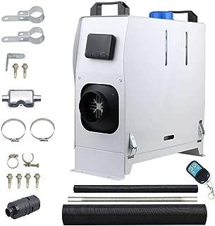 Rimorchi Thrivinger Riscaldatore di Aria Diesel Camion 5Kw 12V // 24V Camper Riscaldatore di Parcheggio Aria Termostato Monitor LCD per Auto Furgoni E Camper -
