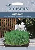 Johnsons 19638 Flower Seeds, CAT Grass-Avena Sativa