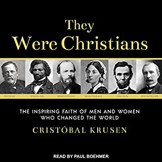 They Were Christians audiobook cover art