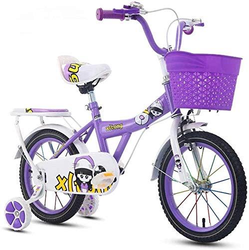 Pkfinrd Kinderfiets Balance fiets Kids Bike Kinderfietsen Voor 3-9-jarige Jongens/Meisjes Peuter Fiets In Maat 12
