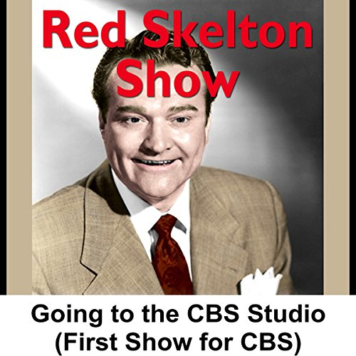 Red Skelton audiobook cover art