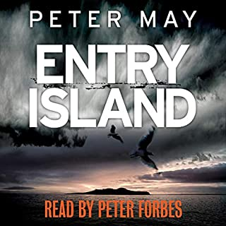 Entry Island                   By:                                                                                                                                 Peter May                               Narrated by:                                                                                                                                 Peter Forbes                      Length: 13 hrs and 42 mins     1,999 ratings     Overall 4.4