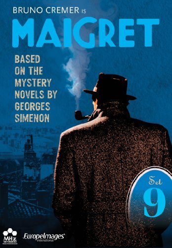 Maigret: Set 9 by Bruno Cremer