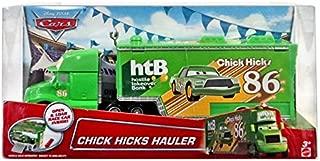 Disney/Pixar Cars, Exclusive Chick Hicks Hauler Die-Cast Vehicle, 1:55 Scale