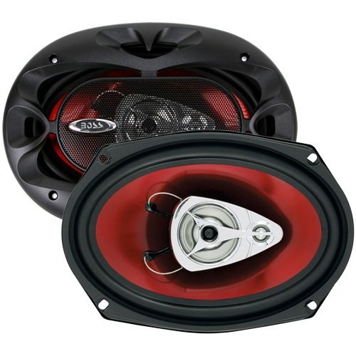 BOSS Audio Systems CH6930 Car Speakers - 400 Watts of Power Per Pair, 200 Watts Each, 6 x 9...