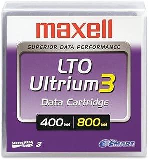 MAXELL LTO-3 183900 Ultrium-3 Data Tape Cartridge (400/800GB)