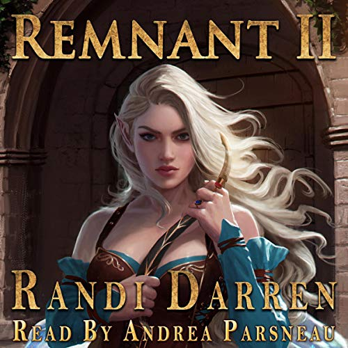 Remnant: Book 2 audiobook cover art