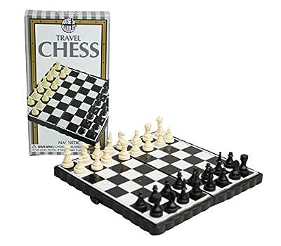Jeu D'echecs A Voyage Magnetique (magnetic Travel Chess)
