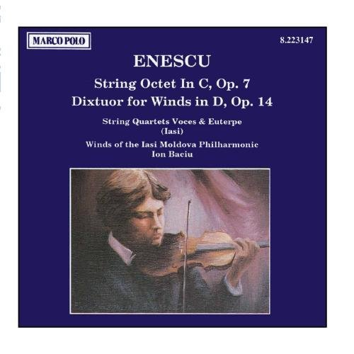 String Octet / Dixtuor for Winds by Enescu (2004-03-25)