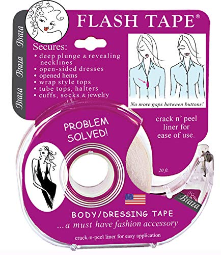 Braza Flash Tape, 20 feet (1 Count)