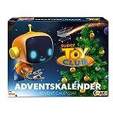 Craze Adventskalender Super Toy Club Weihnachtskalender 2021 Wissensspiel...