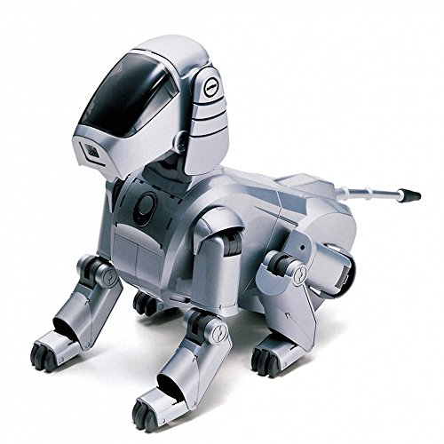 Brand New Unopened Box The first commercial AIBO Only 2000 Sold in the United States Comes with Aibo Performer Kit Warning: Since this product has not been opened at all, batteries may no longer work. It may also have deterioration of rubber parts