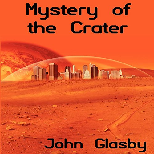 Mystery of the Crater cover art