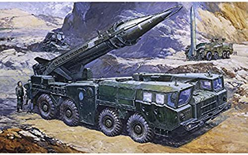 1 35 SS-1C Scud-B with MAZ-543 by Dragon Models USA
