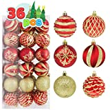 Top 10 Red and Gold Christmas Ornaments