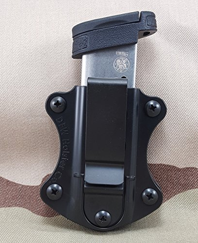 Mag Pouch for Smith & Wesson M&P Shield. Tuckable IWB Magazine...