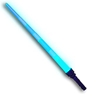 FlashingBlinkyLights Blue LED Expandable Light Up Saber Sword…